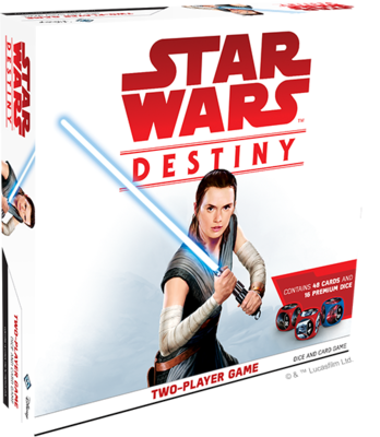 Star Wars Destiny Two Person Game