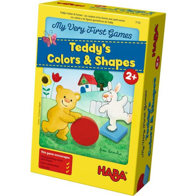 My Very First Games - Teddy's Colours and Shapes