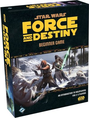 Star Wars Edge of Destiny Beginner Game