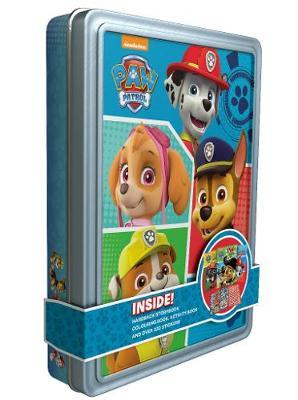 Nickelodeon PAW Patrol Happy Tin