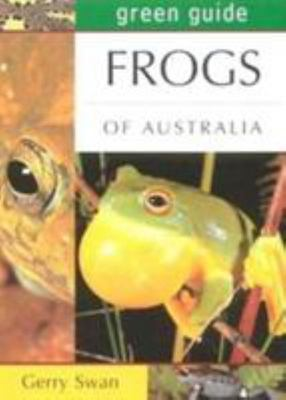 Green Guide: Frogs of Australia