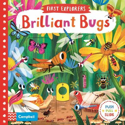Brilliant Bugs (First Explorers)