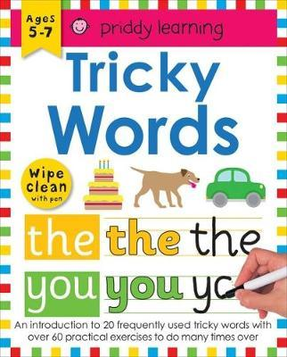 Tricky Words (Wipe Clean Workbooks)