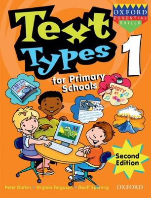 Text Types for Primary Schools - Book 1 (NZ Year 2)
