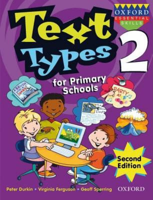 Text Types for Primary Schools - Book 2 (NZ Year 3)
