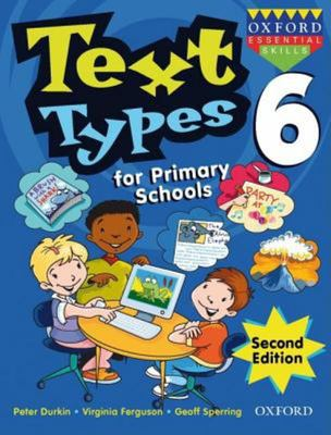 Text Types for Primary Schools - Book 6 (NZ Year 7)