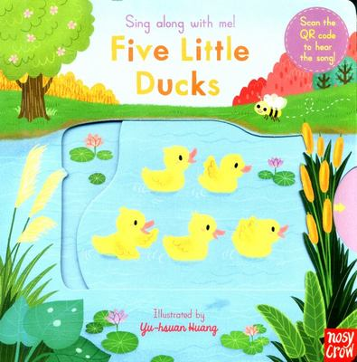 Five Little Ducks (Sing Along With Me!)