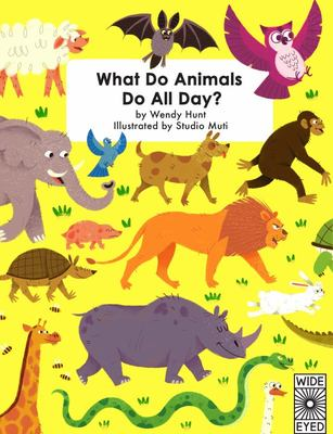 What Do Animals Do All Day?