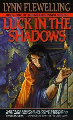 Luck In the Shadows - Flewelling