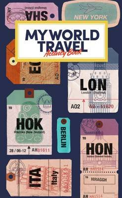 My World Travel Activity Book