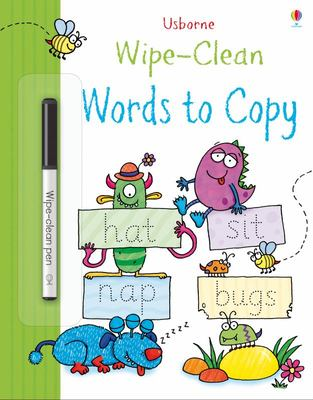 Words to Copy (Wipe Clean)