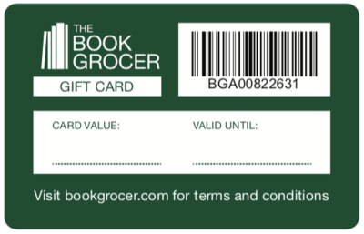 Gift Voucher (Vend Gift Card) - Book Grocer