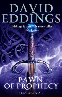 Pawn of Prophecy (#1 The Belgariad)