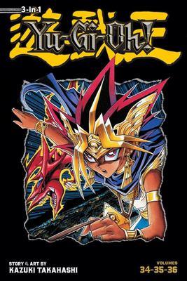 Yu-Gi-Oh! (3-in-1 Edition), Vol. 12 Includes Vols. 34, 35 & 36