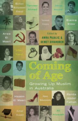 Coming of Age: Growing up Muslim in Australia CBCA 2015