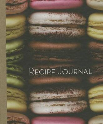 Recipe Journal - Macaroons
