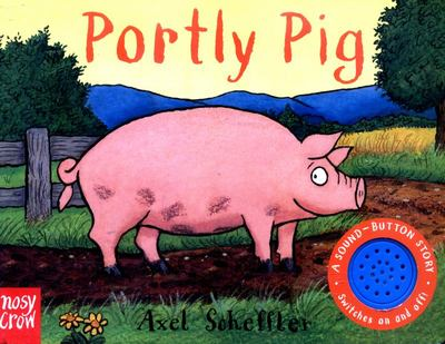 Portly Pig (Noisy Farm)