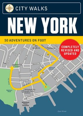 City Walks Deck: New York (Revised): Revised and Updated 3rd Edition