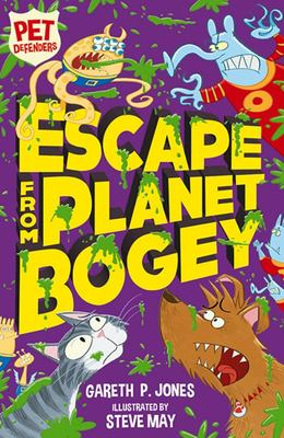 Escape from Planet Bogey ( Pet Defenders )