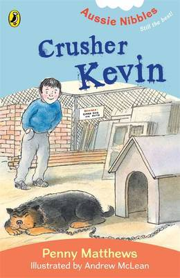 Crusher Kevin (Aussie Nibbles)