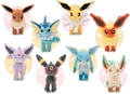 Pokemon Eeveelution Clip On Plush Assortment