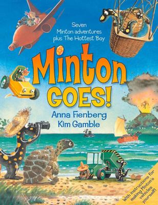 Minton Goes - Complete Adventures of Minton and Turtle