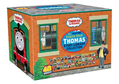 Thomas & Friends Engine Shed Collection (40)