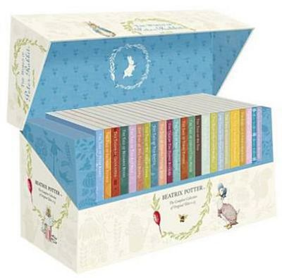 The World of Peter Rabbit - the Complete Beatrix Potter Collection of Original Tales 1-23