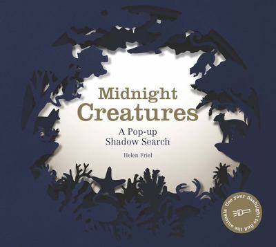 Midnight Creatures Pop Up Shadow Book