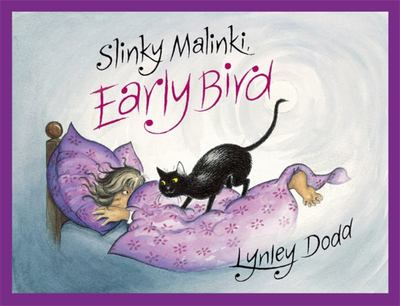 Slinky Malinki, Early Bird (Board Book)