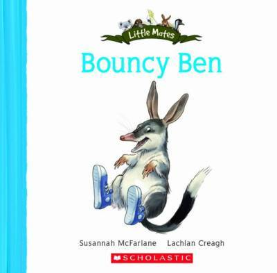 Little Mates: Bouncy Ben