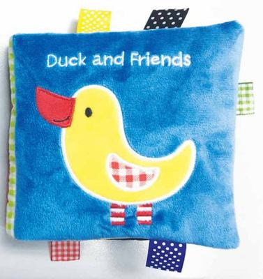 Duck and Friends (Cloth Book)