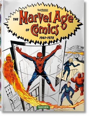 Marvel Age of Comics 1961 - 1978