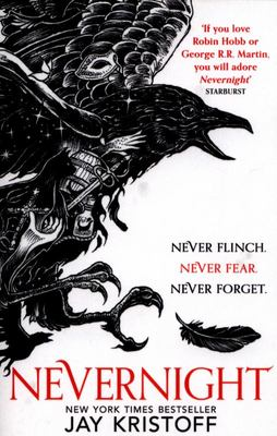 Nevernight (#1)