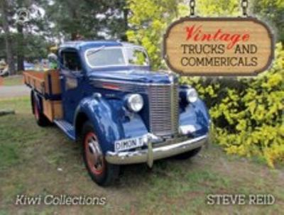 Vintage Trucks and Commercials Kiwi Coll