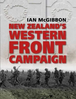 New Zealand Western Front Campaign