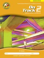 On Track 2: Mathematics Workbook Year 10 - Midband Student