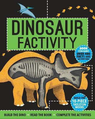 Dinosaur Factivity: Build the Dino, Read the Book, Complete the Activities
