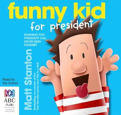 Funny Kid For President audio