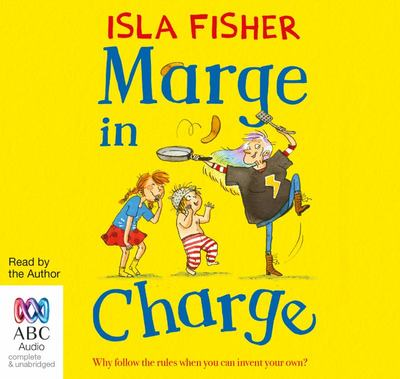 Marge in Charge (Audio CD)