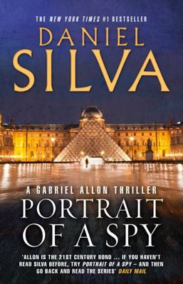 Portrait of a Spy (#11 Gabriel Allon)