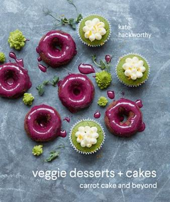 Veggie Desserts + Cakes: Carrot Cake and Beyond