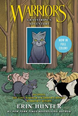Graystripe's Adventure (Warriors Manga Series 1 Bindup)