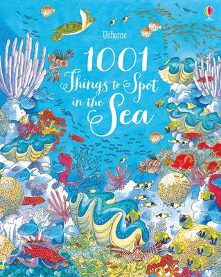 1001 Things to Spot Under the Sea (HB)
