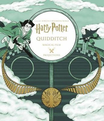 Quidditch: Magical Film Projections (J.K. Rowling's Wizarding World)