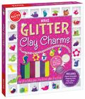 Make Glitter Clay Charms (Klutz)