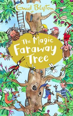 The Magic Faraway Tree (Faraway Tree #2)