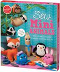 Sew Mini Animals (Klutz)