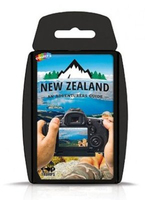 New Zealand Top Trumps