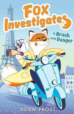 A Brush with Danger (Fox Investigates)